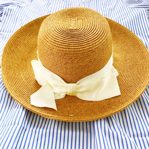 The Hamptons Hat - Ivory