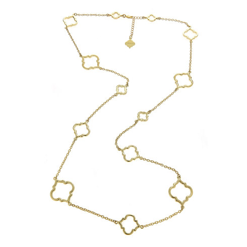 Spade Necklace - Gold