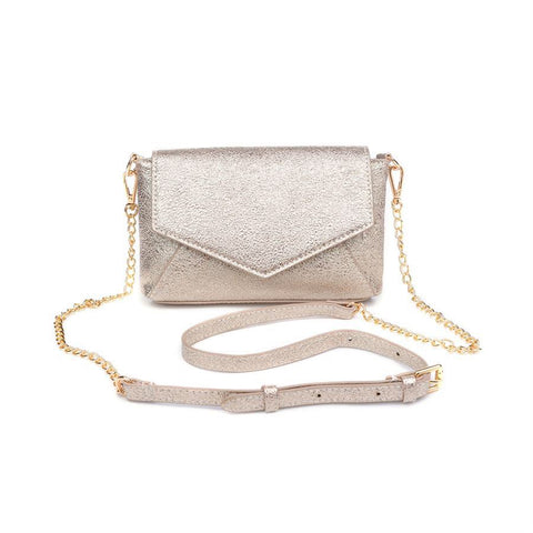 Dash Crossbody - Gold Metallic