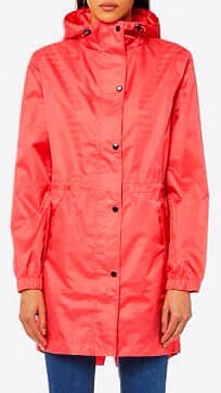 Golightly Rain Jacket - Red