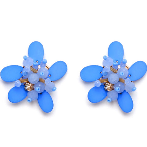 Pixie Earrings - Periwinkle