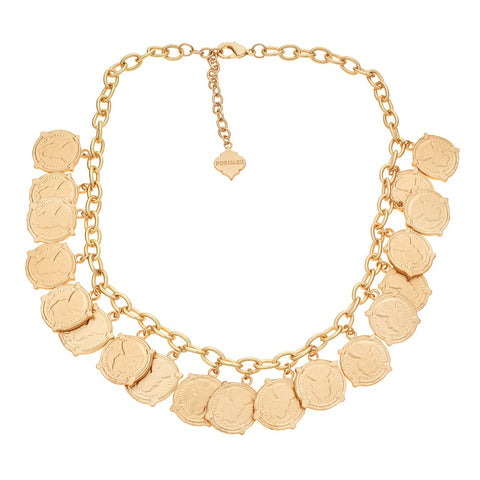 Calypso Necklace - Gold