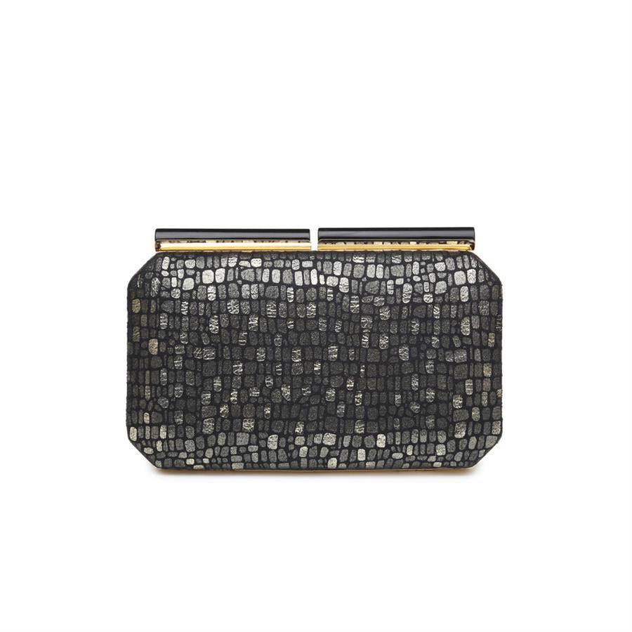 Meghan Cocktail Clutch - Bronze *PRE-ORDER*