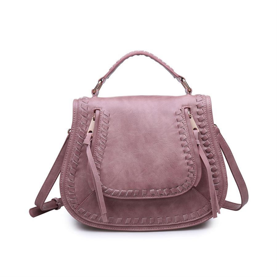 Tara Crossbody - Antique Pink
