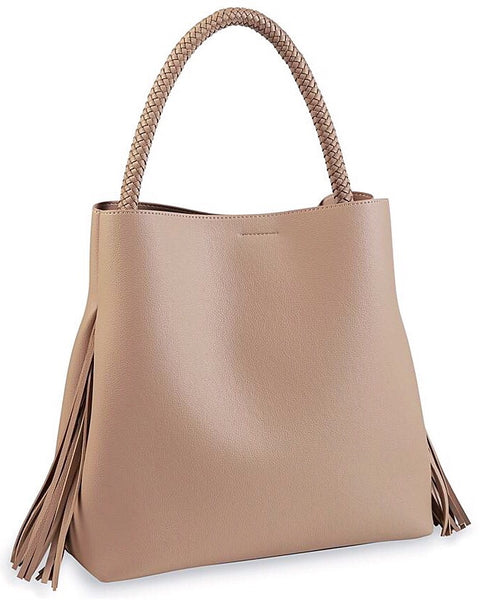 Fionna Tote - Taupe