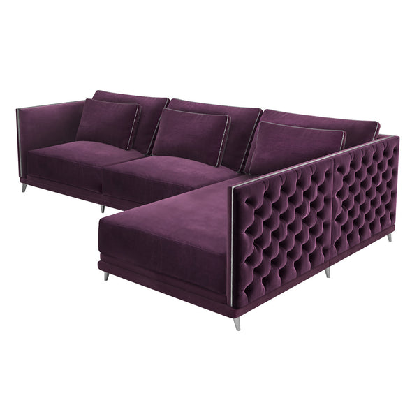 ALEXANDRITE sofa by MURANTI is beautiful. Shop online luxury furniture at by-pt.com