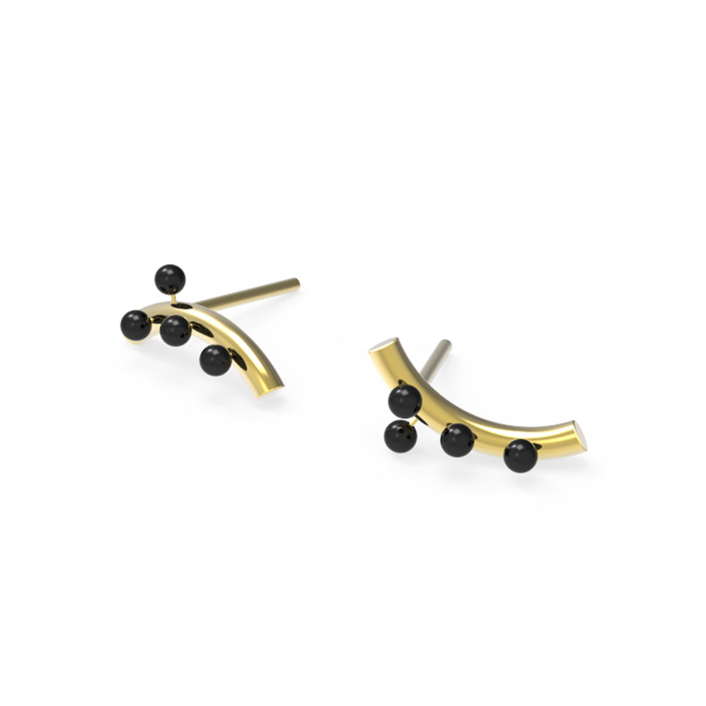 hoop gold c dolce flower store earrings jewelry online g available gabbana fashion uk on d buy women to clip jewellery