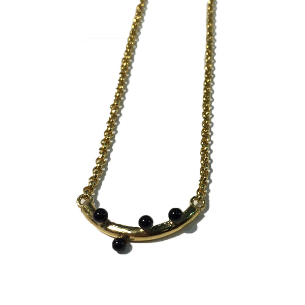Ant necklace by Ana João Jewelry at by-PT online store, colar formiga