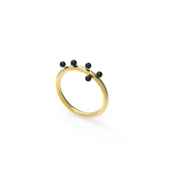 Ant ring by Ana João Jewelry at by PT online Store anel formiga, handmade, Portuguese jewelry
