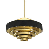 BRICKA SUSPENNSION LAMP by LINECRAFT | A contemporary lighting piece. Shop online at by-PT.com