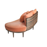 Carnelian two seat sofa by MURANTI is beautiful. Shop online luxury furniture at by-pt.com