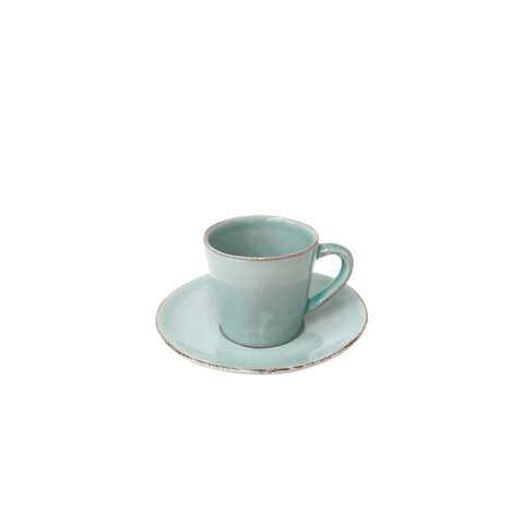 Coffee Cup & Saucer Nova by Costa Nova tableware shop online Costa Nova by-PT Lifestyle online shop