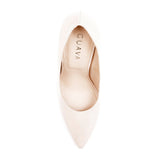 Diamond Pump Ivory Nude by GUAVA. Portuguese shoes at by-PT.com