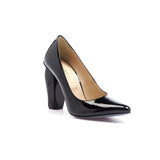 Diamond Pump Midnight Black by GUAVA. Portuguese shoes at by-PT.com