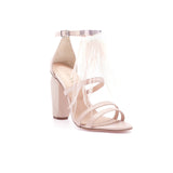 Diamond Sandal Powder Rose by GUAVA. Portuguese shoes at by-PT.com