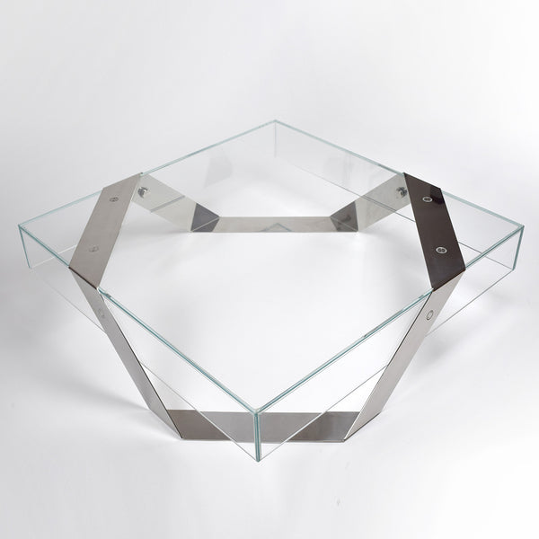 Emotional Object 22 Gift Wrap 1st movement glass by Emotional Objects at by PT coffee table mesa de centro