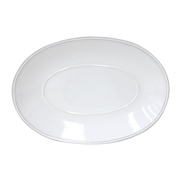 Oval platter 30cm Friso by Costa Nova at by PT online Store