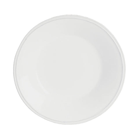 FIP261 Soup pasta plate 26cm Friso by Costa Nova at by-PT white tableware