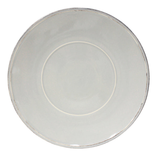Charger plate 34cm grey Friso by Costa Nova at by PT online Store