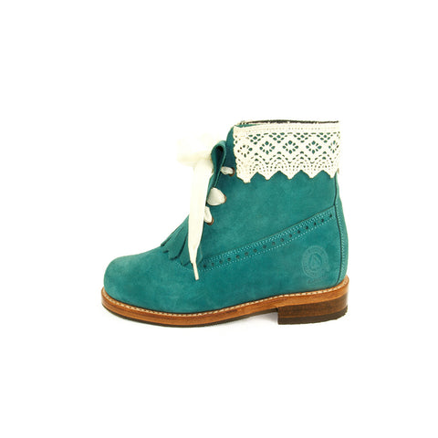 Women Green Boots Moscow Portuguese Lifestyle Online Shop Mode Fashion Design Suede