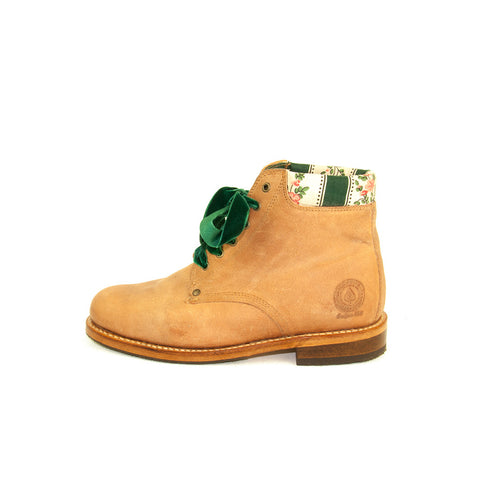 Women Green Boots Madrid boot Portuguese Lifestyle Online Shop Mode Fashion Design Suede