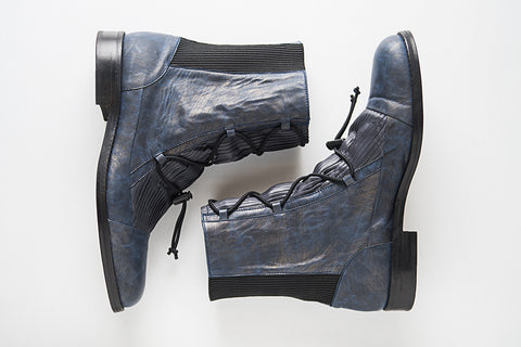 Marita Moreno SHADOWS Osaka boots at by-PT online store
