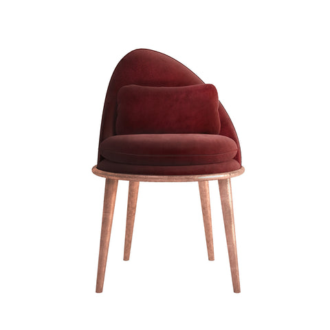 GARNET Dining Chair by MURANTI is beautiful. Shop online luxury furniture at by-pt.com