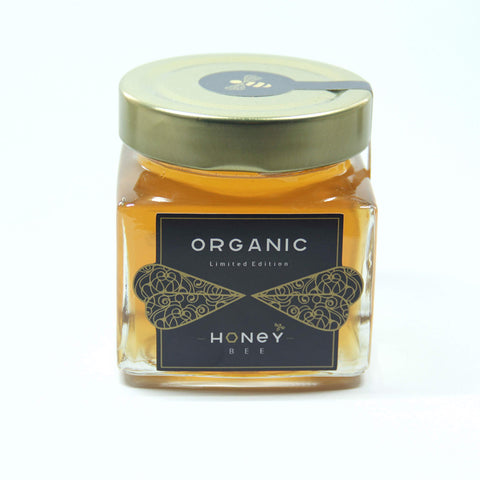 Honey Bee Organic Limited Edition at by-PT online store, mel biológico