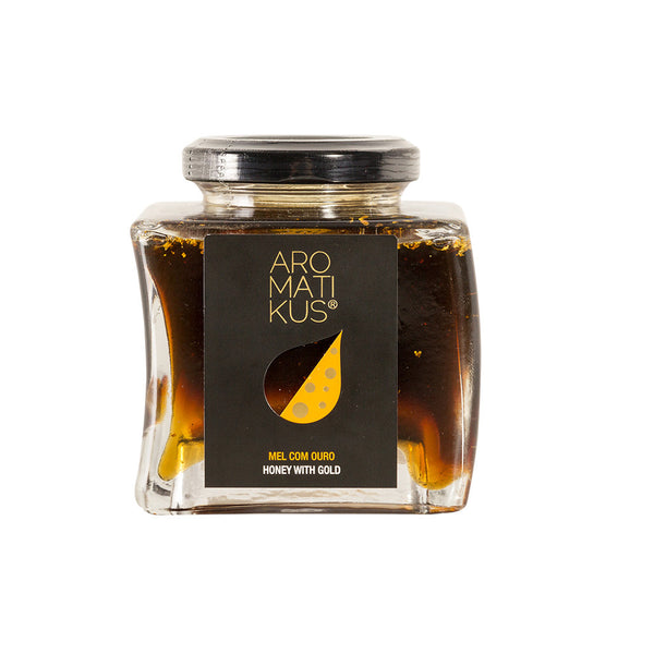Honey with gold Aromatikus Lifestyle Online Shop Mel com Ouro Loja Online