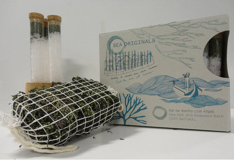 Kit Banho Sea Originals by ALGAplus at by-PT.com online shop