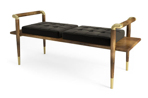 KLEM Bench by LINECRAFT. Shop at by-PT.com lifestyle furniture.