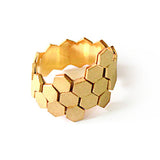 Ring designed by Mater Jewellery Tales, Mater Jewellery Tales Ring, Golden plated ring, jewellery online
