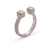 Calçada Ring designed by Mater Jewellery Tales, Mater Jewellery Tales Ring, silver, shop online rings