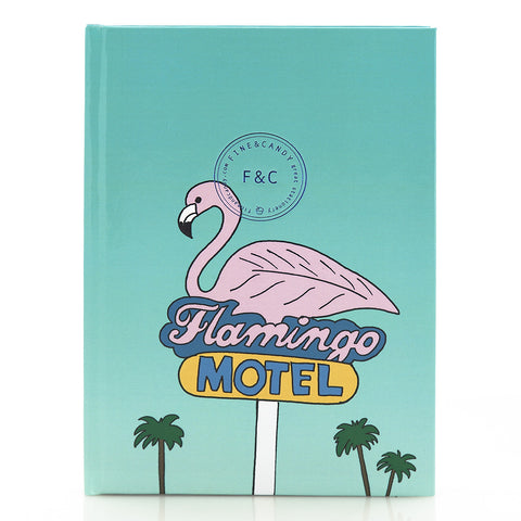 Flamingo Motel Notebook