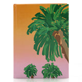 Palms Pink Notebook
