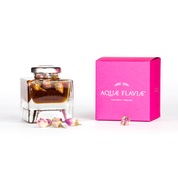 Honey with Roses Aquae Flaviae  Lifestyle Online Shop Loja Online gourmet