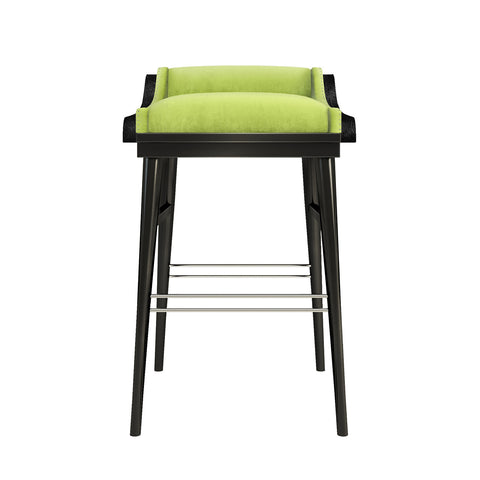 MOLDAVITE Bar Stool by MURANTI is beautiful. Shop online luxury furniture at by-pt.com