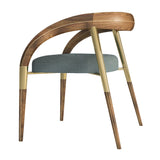 NEILA DINING CHAIR by LINECRAFT | A simple yet elegant piece. Shop online luxury furniture at by-pt.com