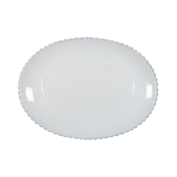 Shop Online Oval Platter Pearl by Costa Nova at by-PT.com
