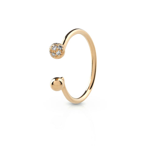 Shop online engagement rings gold with diamonds
