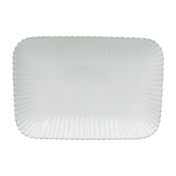 Shop Online Rectangular Platter Pearl by Costa Nova at by-PT.com