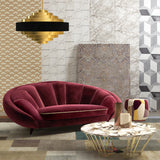 RUBY sofa by MURANTI is beautiful. Shop online luxury furniture at by-pt.com