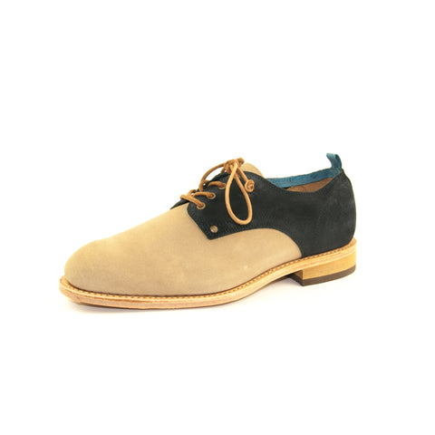 Shop online shoes for men, London by evening sand-blue shoes by Green Boots, by-PY online shop