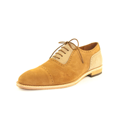 Shop online shoes for men, Paris by evening natural-sand shoes by Green Boots, by-PY online shop