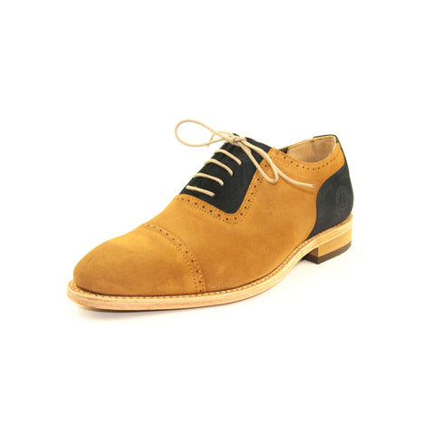 Shop online shoes for men, Paris by evening natural-blue shoes by Green Boots, by-PY online shop