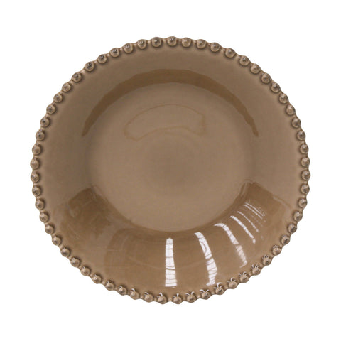 Shop online Soup Pasta plate 24cm Pearl by Costa Nova at by-PT.com