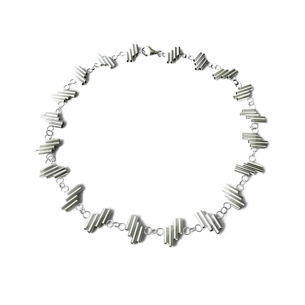 Sterling Silver BELIEVE mood necklace by Ana Bragança Jewellery at by-PT online store, colar em prata