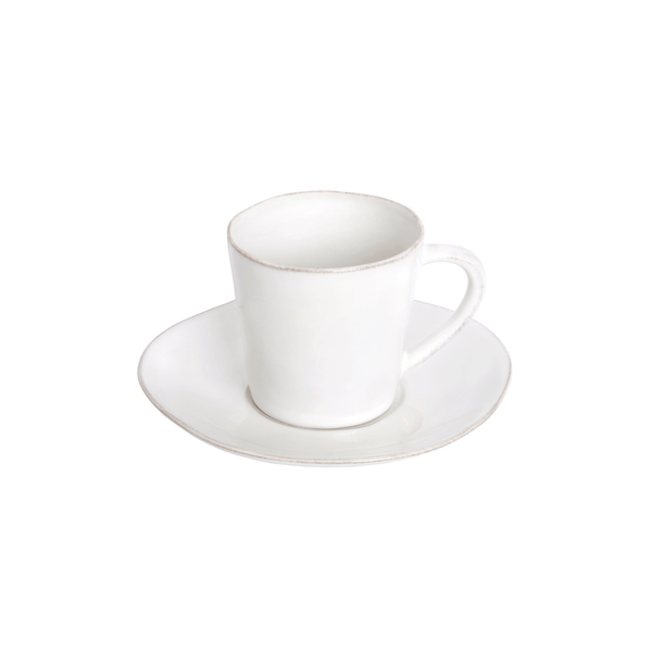 Tea Cup and saucer Nova by Costa Nova tableware shop online Costa Nova by-PT Lifestyle online shop