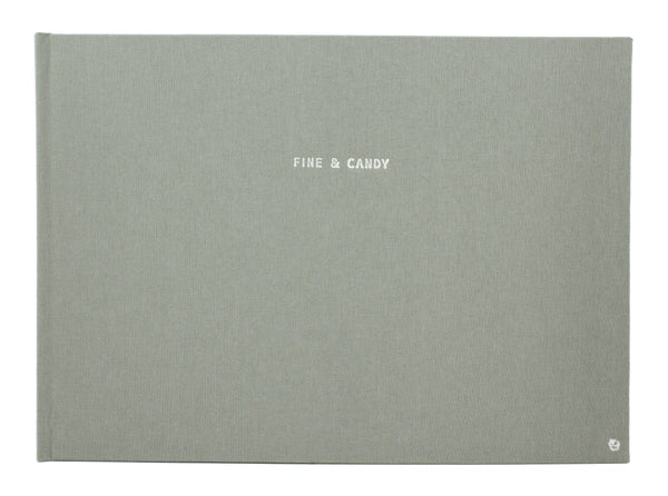 Charles Guestbook Fine & Candy Lifestyle Online Shop  Livro de Honra Charles
