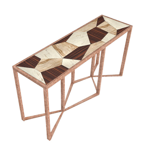 Diaspore Console II by MURANTI is beautiful and exotic in a sou and subtle way. Shop online luxury furniture at by-pt.com